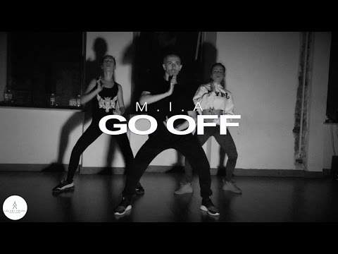 M.I.A - Go Off | Igor Abashkin | Dance Video | VELVET YOUNG DANCE CENTRE