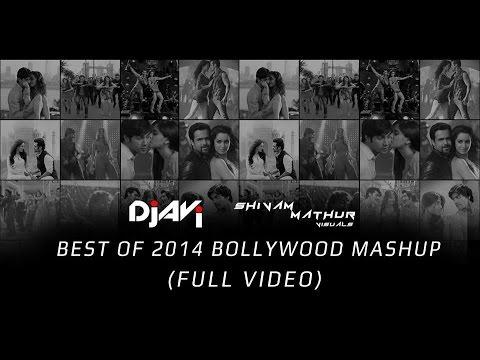 BEST OF 2014 - NYE BOLLYWOOD MASHUP - DJ AVI