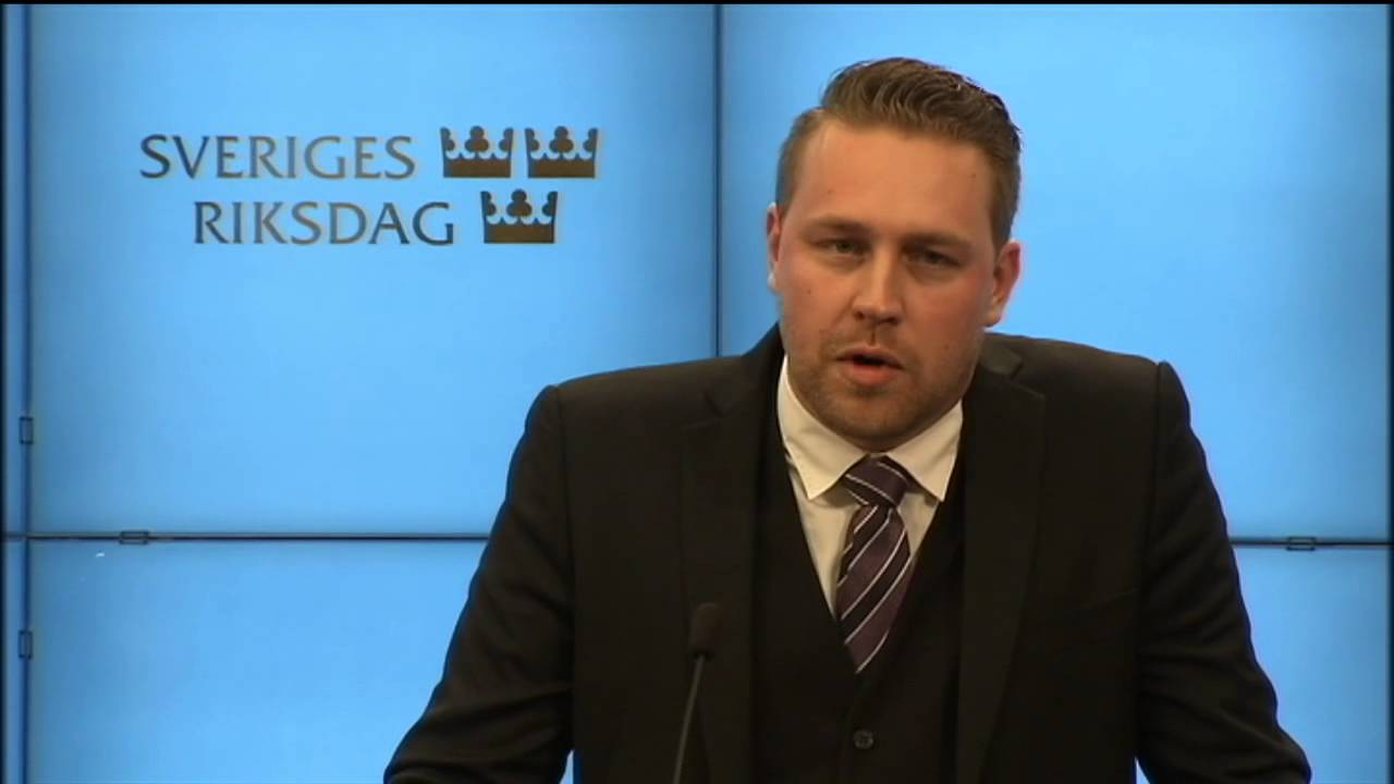 Mattias Karlsson & Oscar Sjöstedt (SD) Sverigedemokraterna ...