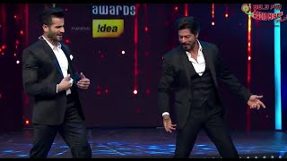 Shahrukh Khan Trains Karan Tacker On How To Impress Girls At RSMMA