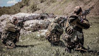 Голос Донбасса - Модель войны