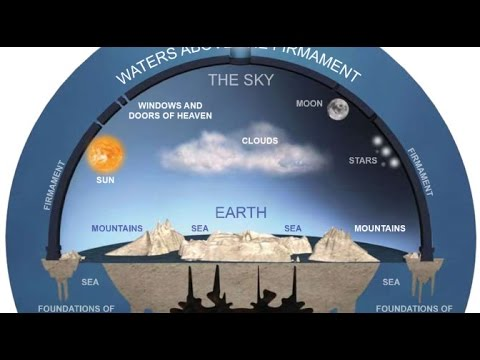 Genesis, Globes & Gnostics: Flat Earth Paradigm Shift?