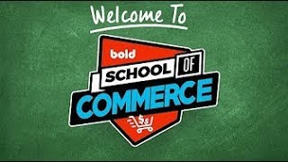 School of Commerce #24 - How to integrate your Shopify store with Mailchimp