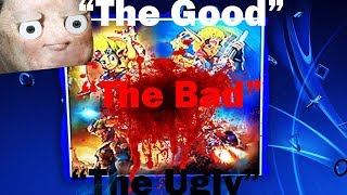 """Jak And Daxter PS4 Bundle (RANT) """"The Good"""" + """"The Bad"""" + """"The Ugly"""""""