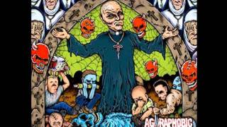 Watch Agoraphobic Nosebleed Whore Torn Yet video