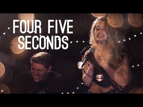 Four Five Seconds - Rihanna ft Kanye West, Paul McCartney (Lia Marie Johnson cover ft Jonah Green)