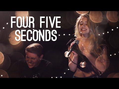 Four Five Seconds - Rihanna ft Kanye West, Paul McCartney (Lia Marie Johnson cover ft Jonah Green)