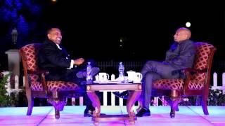Seifu on EBS Interview with Artist Ephrem Tamiru Promo