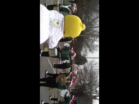 Quacky Jamming with Pine Forest High School in The Fayettev