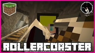 Worst Rollercoaster Ever | Minecraft with ronaldOMG