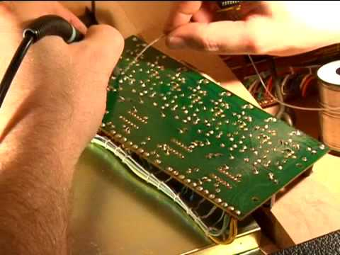 Saving the Yamaha CS-80 (6) SH Sample and Hold Module Music Videos
