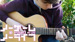 This Game - No Game No Life OP1 - Fingerstyle Guitar Cover