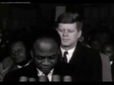 March 8, 1961 - President John F. Kennedy's Remarks of Welcome to President Nkrumah of Ghana