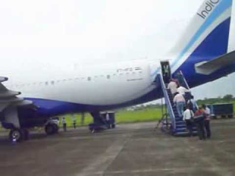 Dangerous hill airport in North east India..... Agartala airport northeast india.