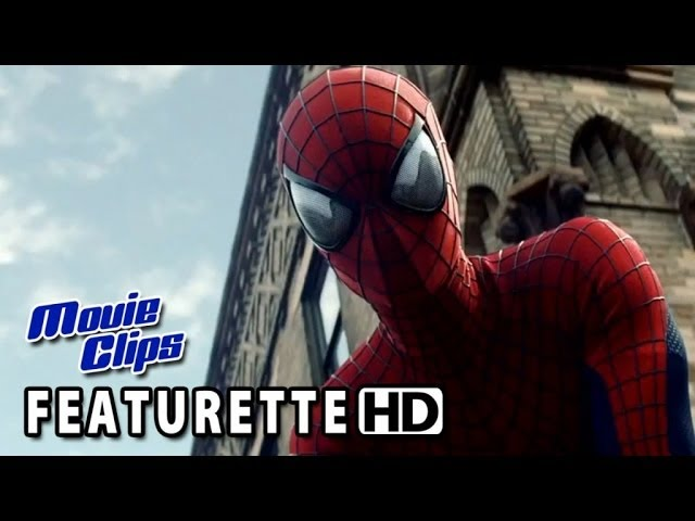 The Amazing Spider-Man 2 Featurette - The Price of Being A Hero (2014) HD