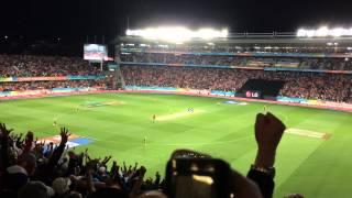 NZ vs SA 2015 World Cup Semi-Final - Grant Elliot winning 6