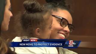 New move to protect evidence in killer