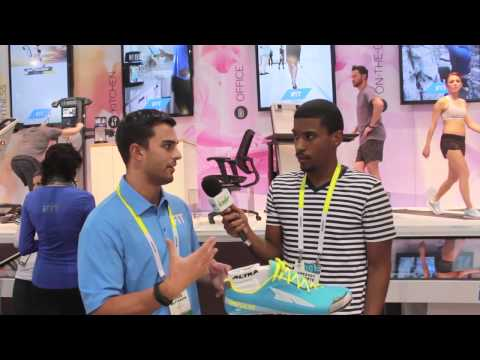 iFit Interview with Chase Watterson CES 2015