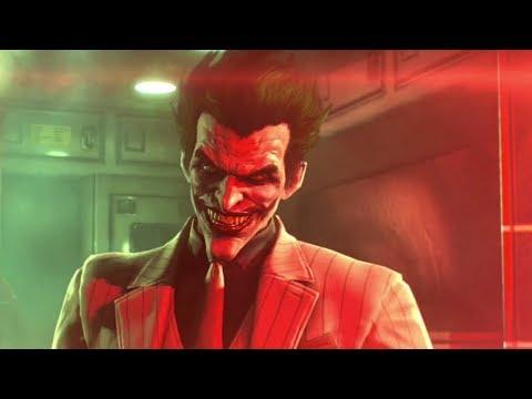 Batman: Arkham Origins - Joker Reveal