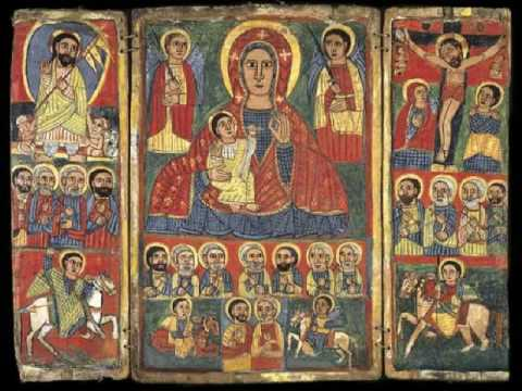 Begena Alemu Aga -  Ethiopian Orthodox Tewahedo Song 4 of 4