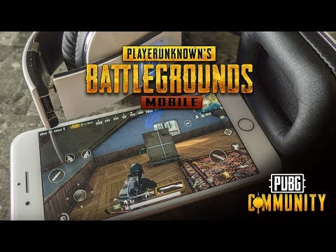 PUBG MOBILE EPIC MOMENTS # 7(PLAYERUNKNOW'S BATTLEGROUNDS GAME HIGHLIGHTS)