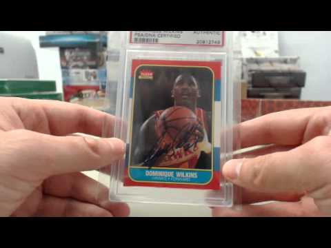 2014 Heroes of Sport Basketball Chapter 1 LIVE Case Break