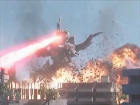 Ultraman Nexus vs Ezmael