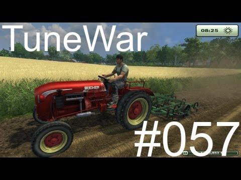 Let's Play Landwirtschafts Simulator 2013 #057 [Deutsch] - Free DLC - Klassiker 1/3