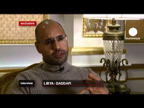EXCLUSIF - Saïf Al-Islam Kadhafi  Sarkozy