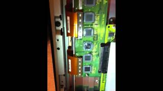 hitachi buffer board repair / test 50PD9900 P50H401 P50H4011 P50T501