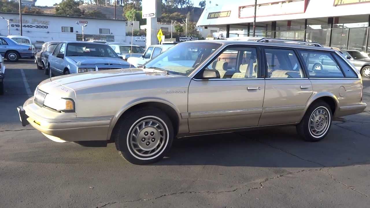 94 olds cutlass wagon reviews