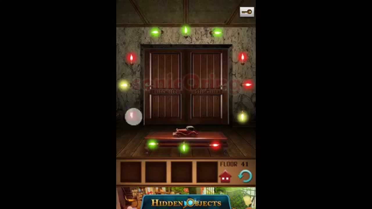 100 floors annex level 41 walkthrough youtube for 100 levels floor 34