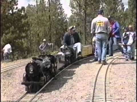 Live Steaming In The Pacific Northwest 1992-1994