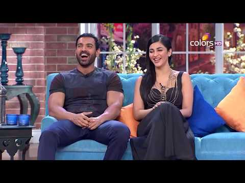 Comedy Nights with Kapil  - Anil Kapoor, John & Shruti Hassan - 30th August 2015 - Full Episode(HD) thumbnail