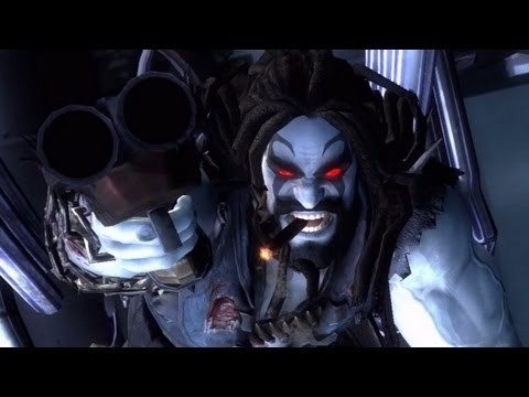 Injustice: The History of Lobo