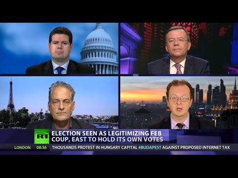 CrossTalk on Ukraine: Oligarchs Rule!