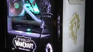 "Mod ""World of Warcraft"" Battle for Azeroth"