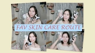 Skin Care ep.2 ENGLISH VERSION !!!fav skin care最近愛用護膚產品~英文版