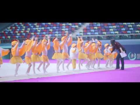"Novruz perfomance by ""Ocaq Sport Club"""