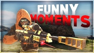 Black Ops 2 - Funny Moments! Mods, Ninja Defuses, Crossmaps!