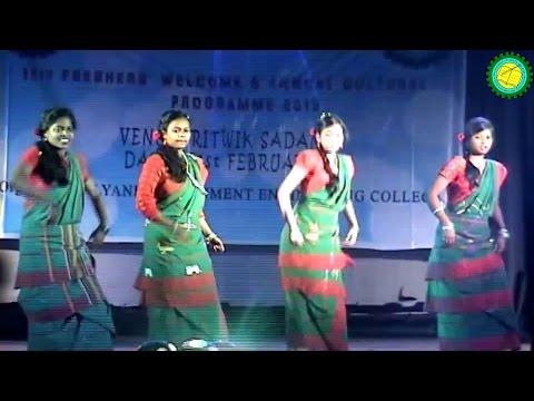 Seswa In Kgec 2015    Disc -6 -xi    Gudur Gudur Taram    Santali Culturel Rogramme    Birmali video