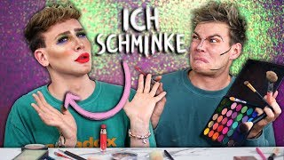 ICH SCHMINKE MARVYN MACNIFICENT | Joey's Jungle