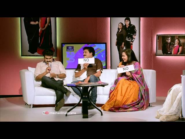 Babu Jose & Baiju Jose with Remya Raveendran in Onnum Onnum 3