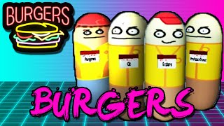 WELCOME TO THE DIRTY BURGER! (Citizen Burger Disorder Funny Moments)