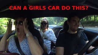 The Audi TT RS is NOT a girls car
