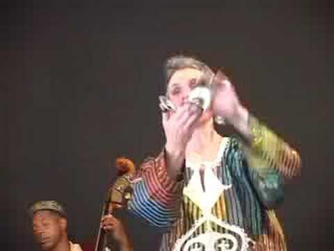 Mary Ellen Plays Finger Cymbals