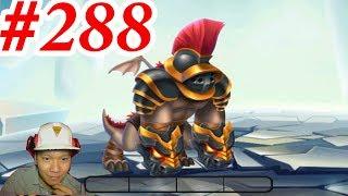 Kinh Ngạc ! Vua Khỉ đại chiến DRAGON CITY HNT choi game GAME NÔNG TRẠI RỒNG HNT Channel #288