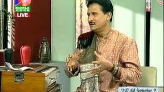 Baju bandh by Jamal Hassan (live show on Bangla vision)