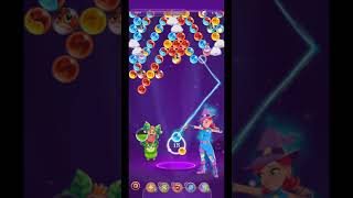 Bubble Witch 3 Saga Level 1322 ~ No Boosters