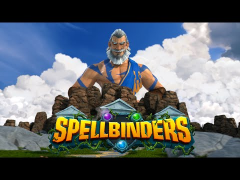 Spellbinders Cinematic Trailer